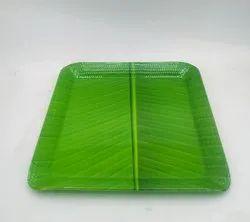 Shagun Buffet Kelapatta Plate 300 GSM