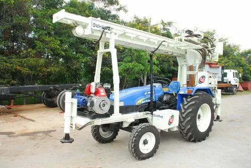 10 Feet Soil Investigation Drill Rig