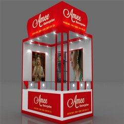 Jewellery Exhibition Booth