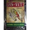Gh As Fit Ayurvedic Powder, 10-15 Gm, Packaging Type: Packet