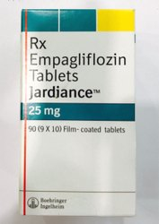 Jardiance  Tablet, Empagliflozin