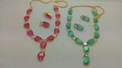 Suraj Mukhi Necklace Sets