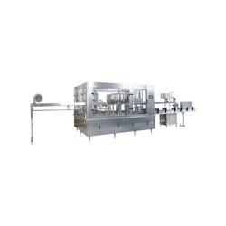 High Speed Drinking Water Filling Machine