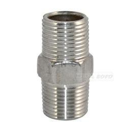 Stainless Steel Reducing Male Nipple