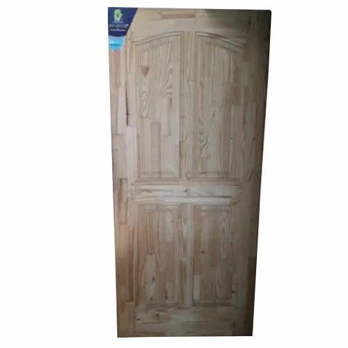 Pine Wood Interior Door Size Dimension L 81 X W 32