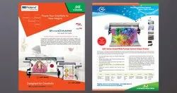 Flyer Designing And Printing Service
