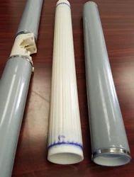 Tubular Diffusers Ptfe Coated Epdm Membrane, For Fine Bubble Aeration