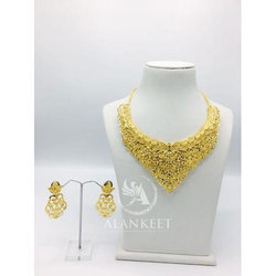 Bridal Short Necklace Set