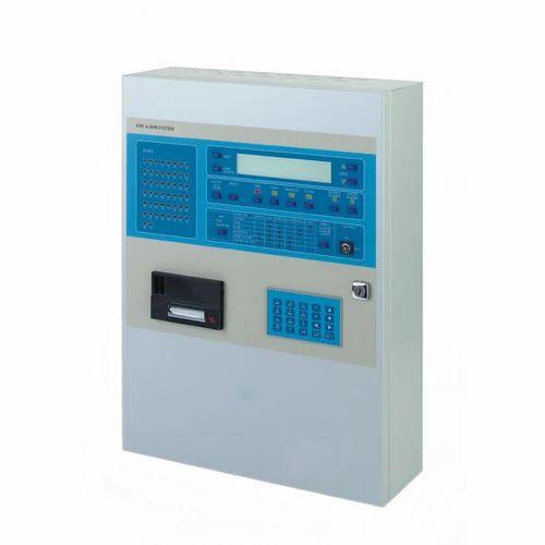 addressable fire alarm panel view specifications details of fire rh indiamart com Addressable Fire Alarm System EST QuickStart Fire Alarm Panel
