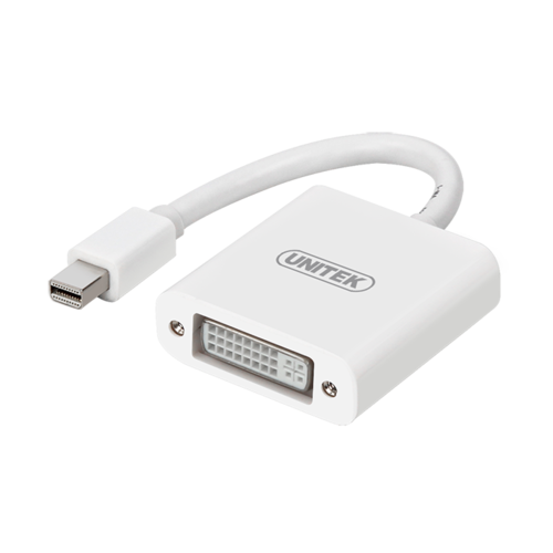 Mini Displayport To Dvi Converter Unitek: Y 6326wh