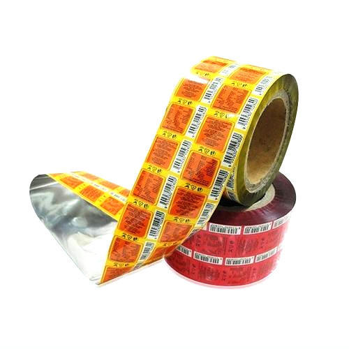 Well-Sealed Printed Laminated Roll