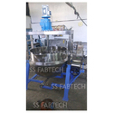 750L Steam Jacketed Mixing And Tilting Kettle