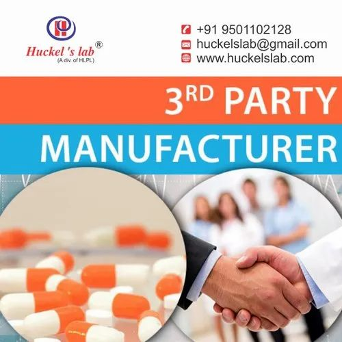 Third Party Pharmaceutical Manufacturing