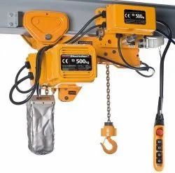 Steeledge Low Headroom Hoist
