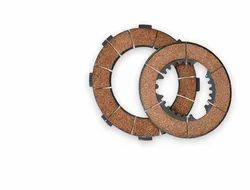2 Wheeler, 3 Wheeler Mild Steel ASK Clutch Plate