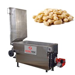 Peanut Batch Fryer