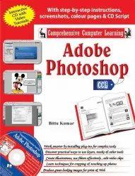 English Adobe Photoshop (With Youtube Av) Book