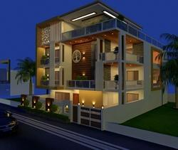 Exterior Designing Services In Bhopal