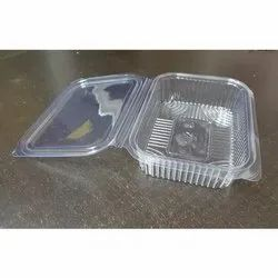 Hinged RCT Tray 750ml With Lid