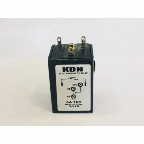 5A 12V Electromagnetic Power Relay