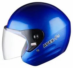 Motorcycle Helmets - Apex Fit - 3 Years Warranty