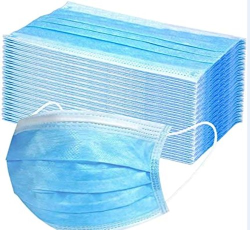 3 Ply Face Mask with Bacterial Filter