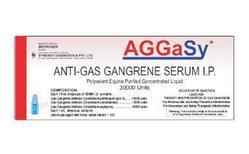 A.G.G.S. ( ANTI GAS GANGRENE SERUM )
