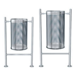 Perforated Revolving Bin