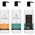Hair Care Product Labels