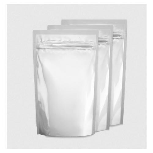 Aluminium Foil Zip Lock Pouch at Rs 20/pouch | ज़िप लॉक पाउच - Packnowcrat  India Private Limited, Mumbai | ID: 19124723791