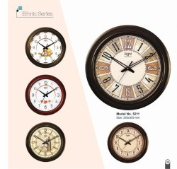 de28f9fc9 Square Wall Mount Analog Clock