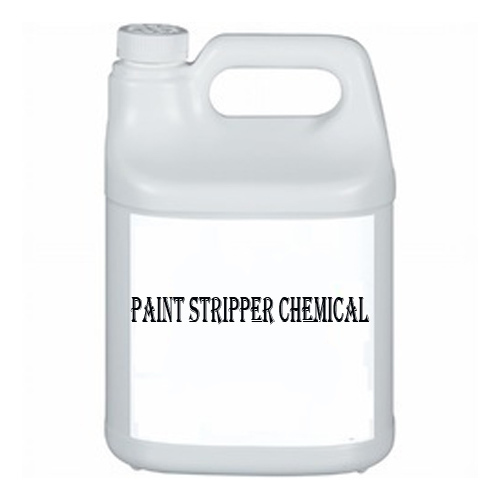 Biodegradable chemical paint stripper