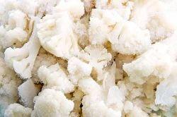 Assorted Natural IQF/Frozen Cauliflower, Packaging: Carton