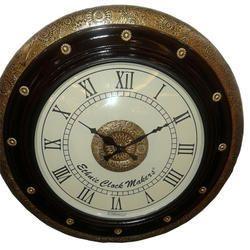 Wooden Watch Clock
