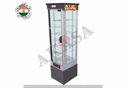 Akasa Indian Food Warmer Hot Case - 6shelf 120Ltr.