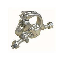 Silver Drop Forged Fixed Coupler, Packaging Type: Box