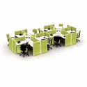 Corporate Mini Office Workstation