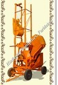 Two Leg Builder Hoist Concrete Mixer Machine