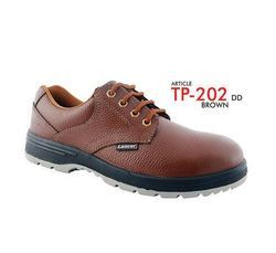 Lancer Safety Shoes 202 DD Brown