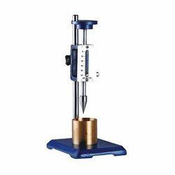 Cone Penetrometer Liquid Limit Equipment