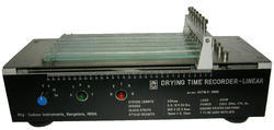 Drying Time Recorder