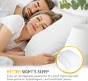 Pillow Cover Cotton Satin Stripe
