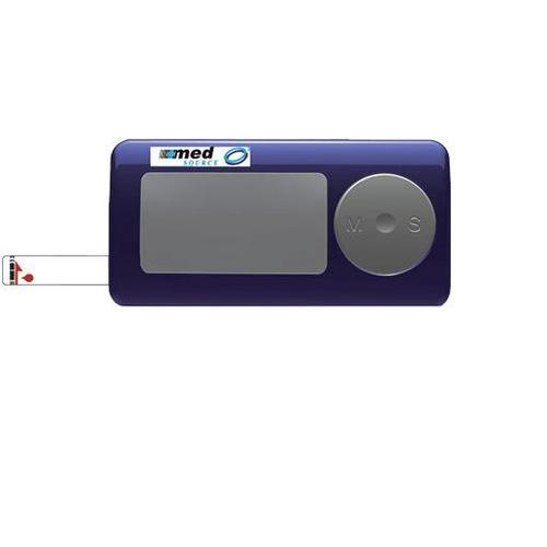 Ozocheck Easy Touch Blood Glucose Meter