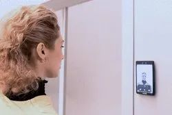 Temperature Screening Face Recognition Terminal with Access Control