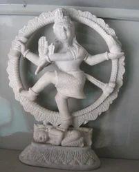 Marble Nataraja Statue