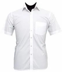 JIMMY JACKSON Collar Men's Formal White Shirt