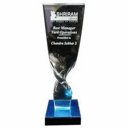 Premier Acrylic Trophy