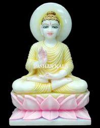 Marble Buddha Murti