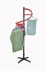 Spiral Racks For Garments