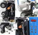 Color Ribbon Hot Batch Printing Automatic Machine HP241B